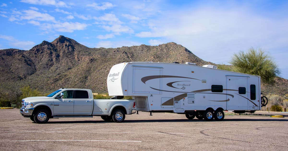 Our Rigs For Full Time Rving