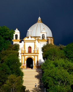 Living off the grid at San Cristobal de las Casas in Chiapas