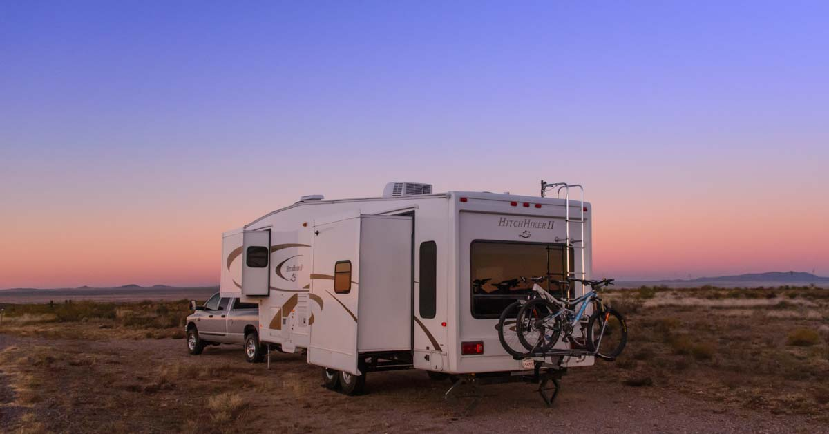 New Mexico Rv Travel Camping And Boondocking Adventures