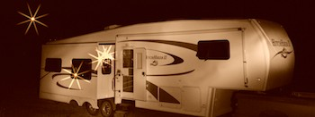 Hitchhiker Fifth Wheel Trailer