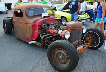 Dillon Montana's Annual Cruise Night