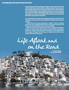 Escapees Magazine - Life Afloat and On the Road