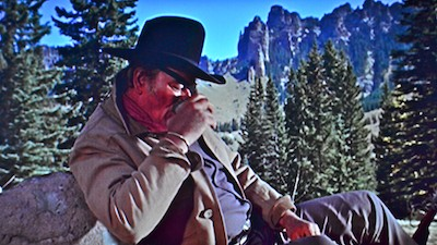 Ridgway Colorado True Grit John Wayne Drunk Scene Owl Creek Pass