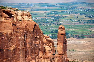 Colorado National Monument a great place to take your RV!