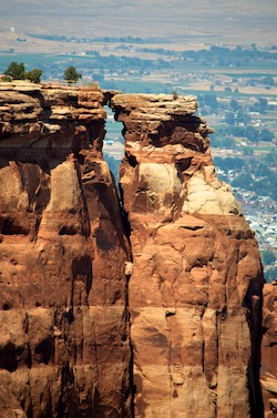 Colorado National Monument - Window Rock