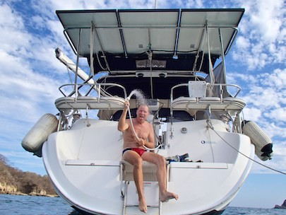 The cruising life aboard groovy Mexico sailing blog