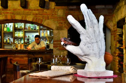 Morelia Mexico hand sculpture sail blog