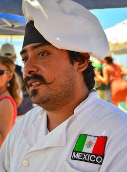 mexican baker