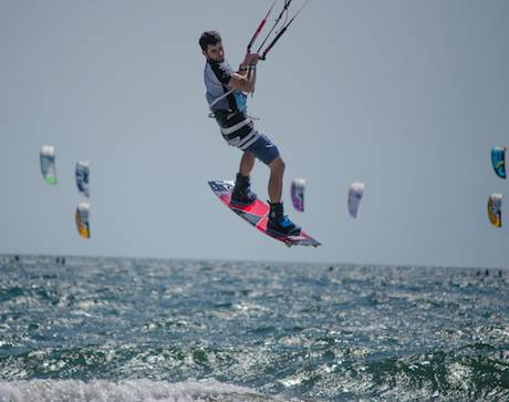world cup kiteboard competition mexico