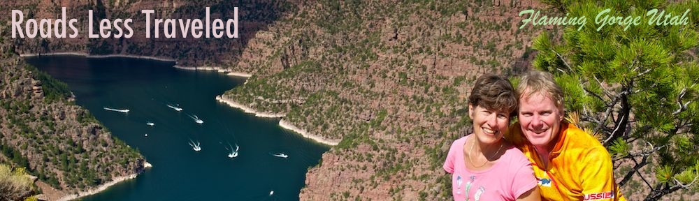 Flaming Gorge Utah