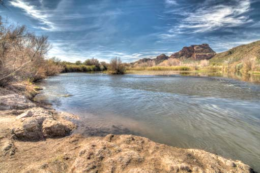 Salt River Flow