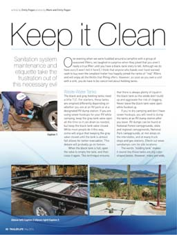 Keep it Clean - Trailer Life Magazine