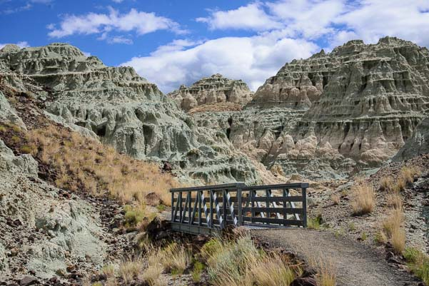 Blue Basin, John Day Fossil Beds National Monument