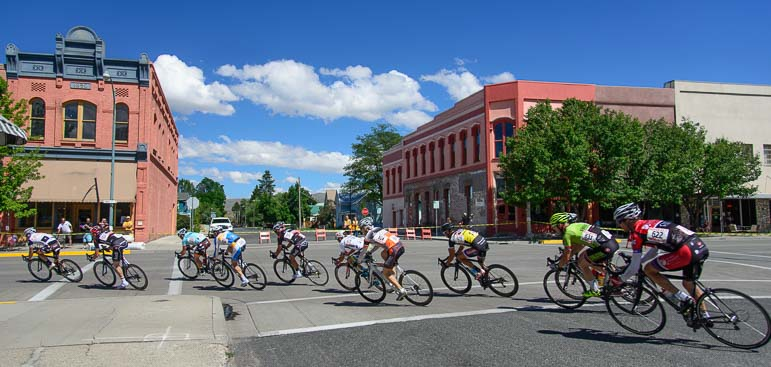 Baker City Cycling Classic race in Oregon 2014 771