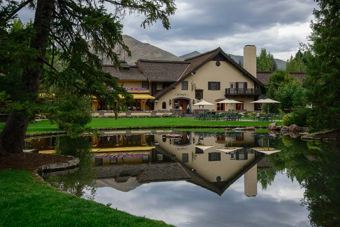 Sun Valley Resort in Ketchum Idaho