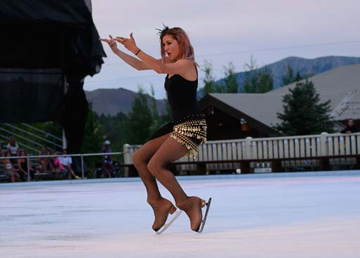 ProSkaters Open at Sun Valley Idaho