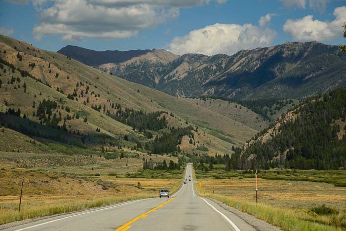 National Sawtooth Scenic Byway