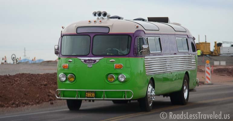A Flxible brand RV