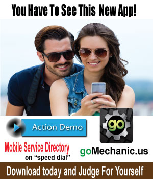 Go Mechanic Mobile Service App