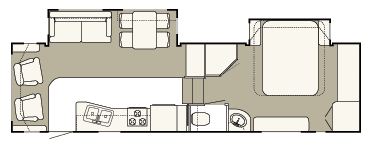 fifth wheel floorplan