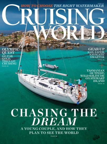 Cruising World February 2015 Issue Installing a Watermaker on a sailboat