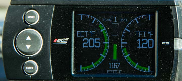 Edge Evolution CS Tuner programmer for diesel trucks