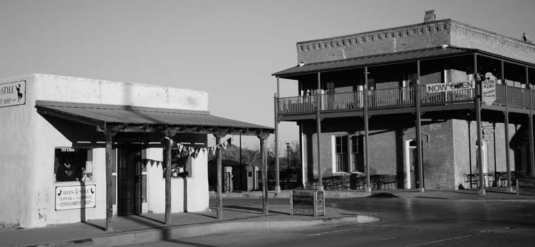 Florence Arizona Historic District and Florence Hotel