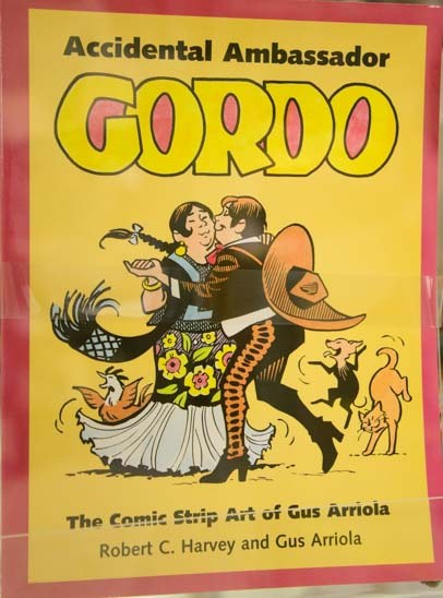 Comic strip Gordo