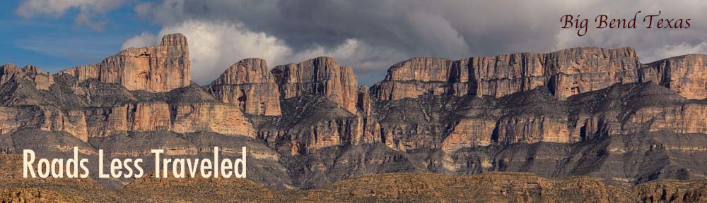 Sierra del Carmen Big Bend National Park Texas