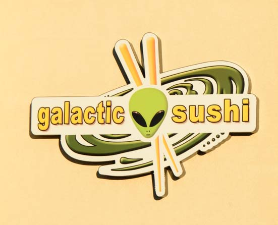 Galactic Sushi in Roswell New Mexico