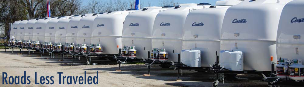 Casita Travel Trailers in Rice Texas