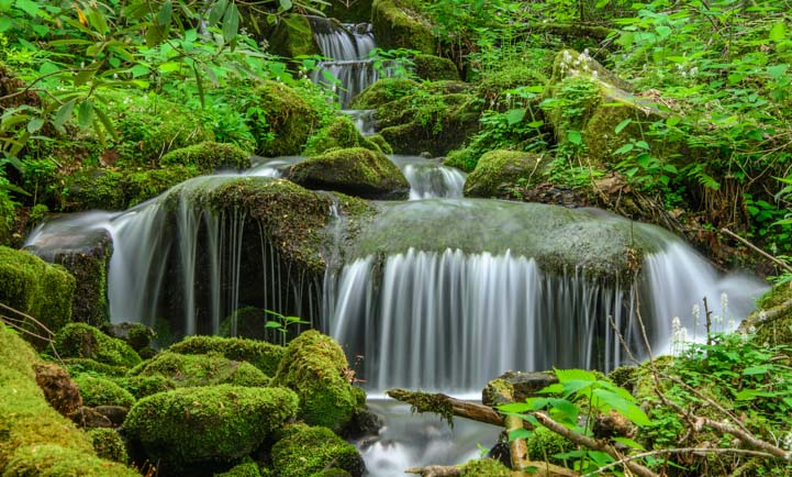 great smoky mountains national park oconaluftee river