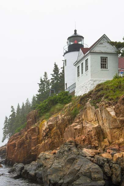 Bass Harbor Lighthouse Maine