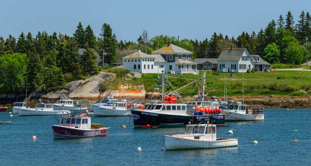 Schoodic National Scenic Byway Downeast Maine At Its Best