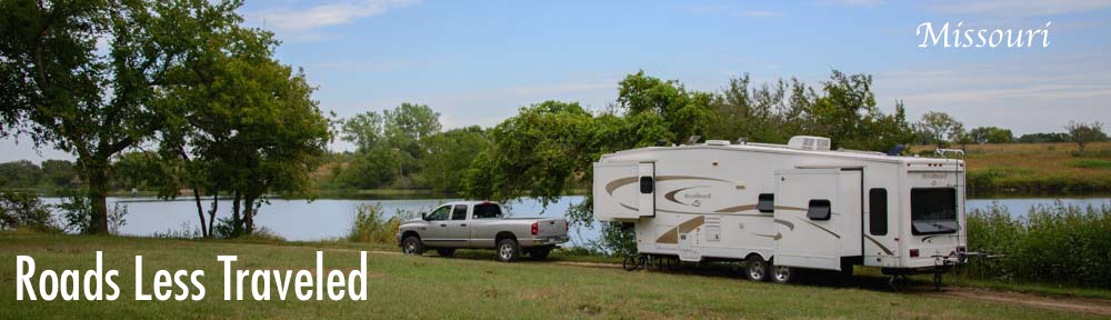 Missouri RV travel and camping adventures