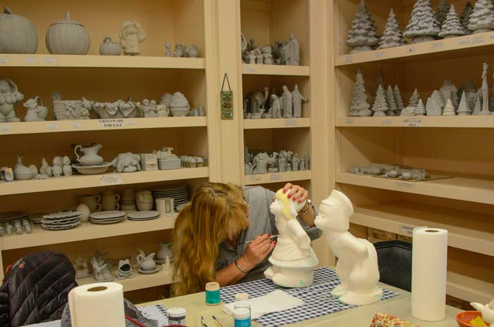 Ceramics Studio Monte Vista Village RV Resort