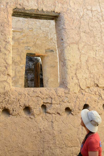 Salado upper cliff dwellings Tonto National Monument Arizona