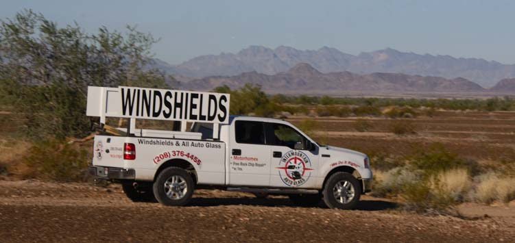 RV Windshield Repair mobile RV repair