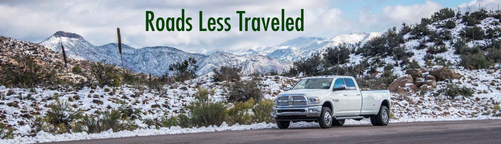 2016 Ram 3500 Dually Diesel Truck by Chrysler Dodge