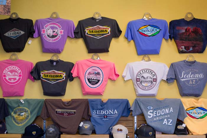 Sedona Arizona T-shirts