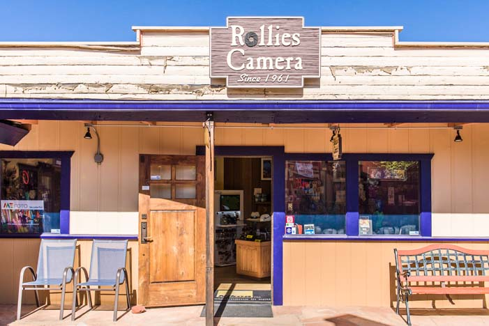 Rollies Camera Sedona Arizona