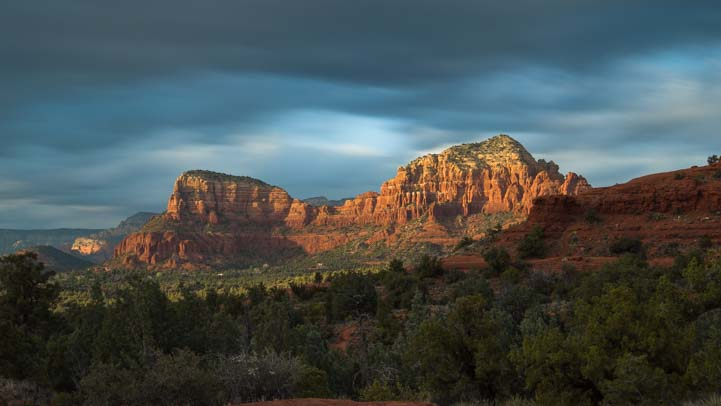 Views from the Bell Rock Pathway Sedona Arizona