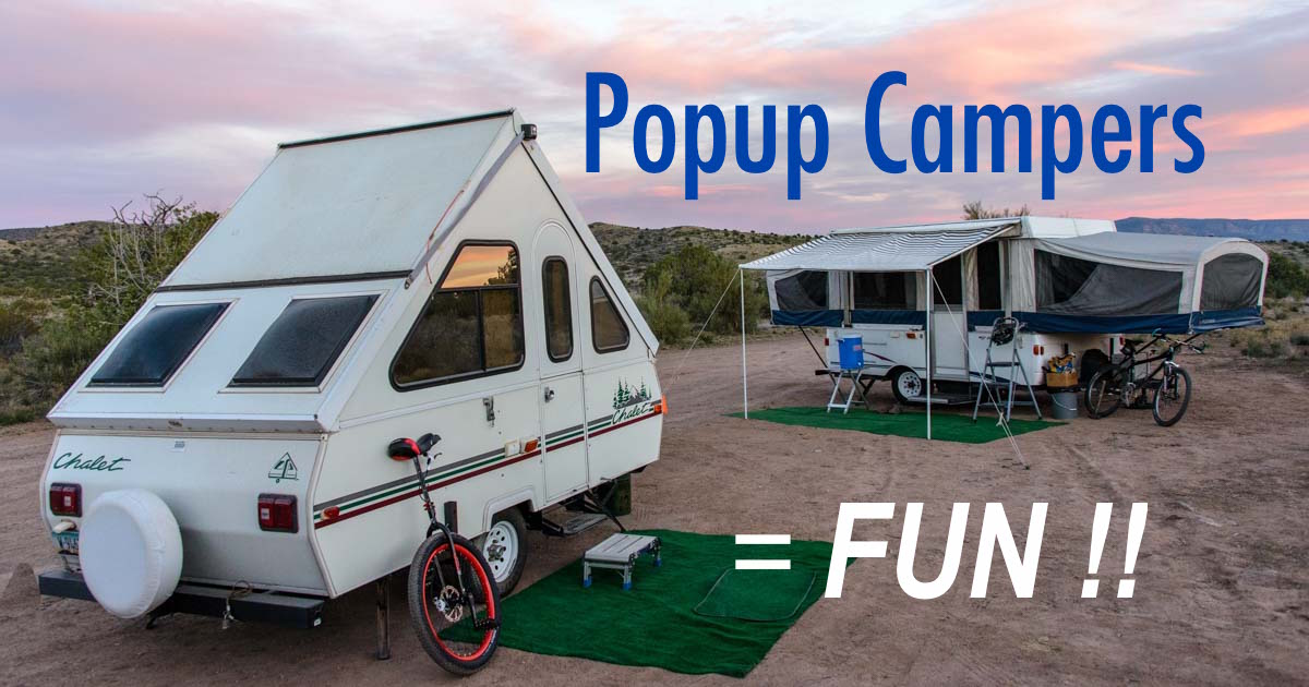 Go Cheap Go Small Go Now And Learn With A Small Rv