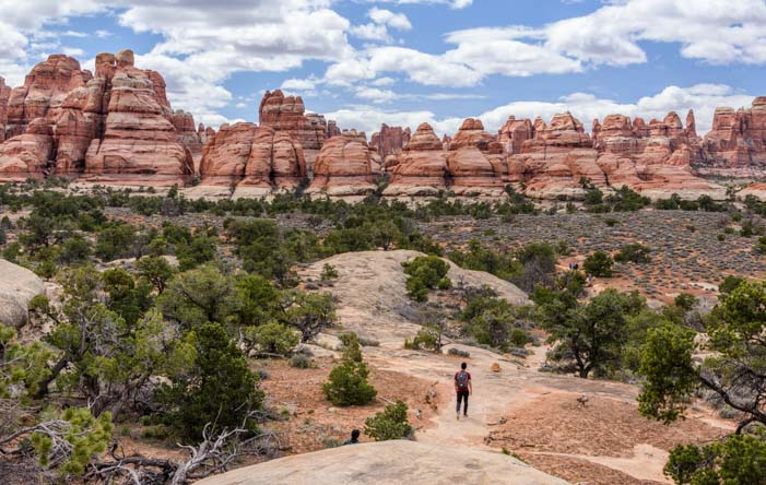 Needles District Canyonlands National Park Utah