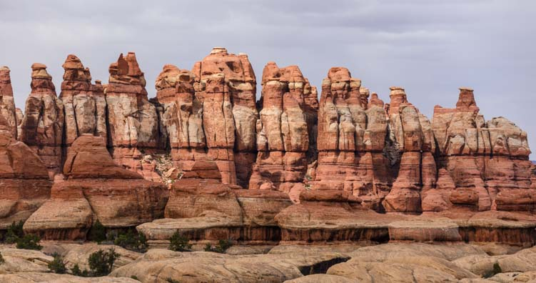 The Needles Canyonlands National Park Utah