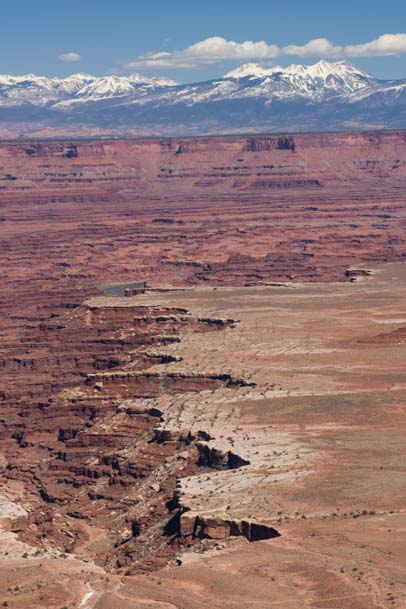 Canyonlands National Park Utah Grand View Point Overlook