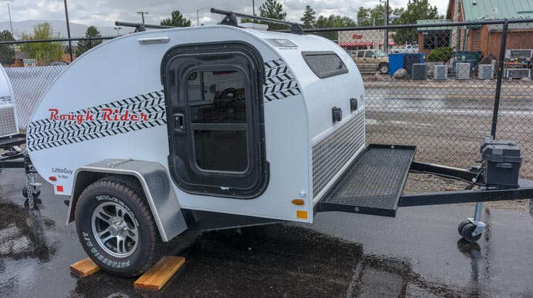 Little Guy Rough Rider Travel Trailer