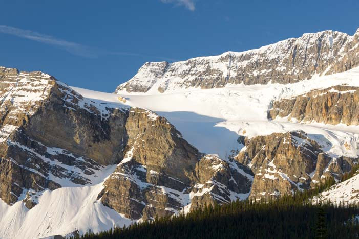 Canadian Rocky Mountains Icefields Parkway Banff