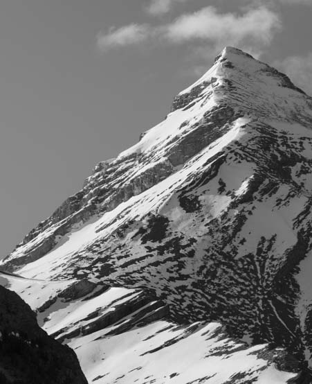 Canadian Rocky Mountains Icefields Parkway Banff NP