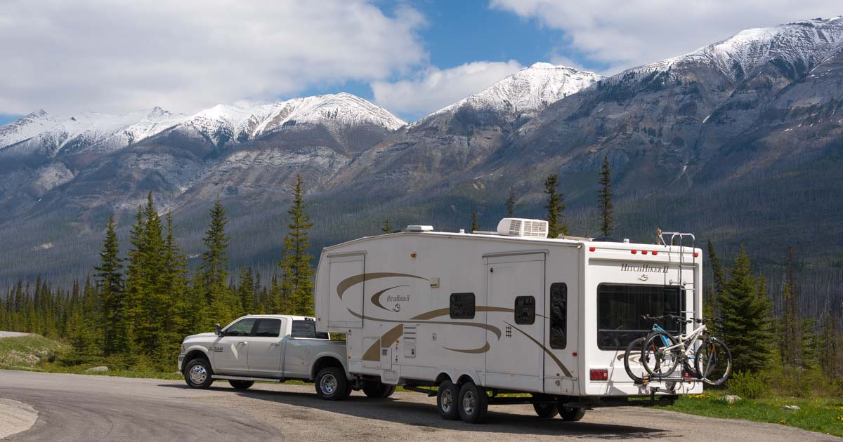 Kootenay National Park Canada Bears Mountains Rivers Roads Less Traveled